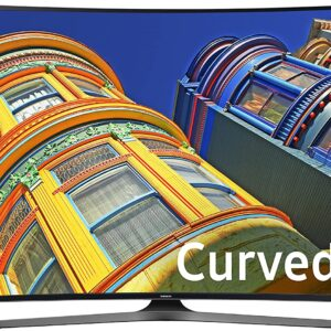 Samsung UN65KU6500 Curved 65-Inch 4K Ultra HD Smart LED TV (2016 Model)